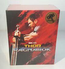 THOR RAGNAROK [2D+ 3D] Blu-ray STEELBOOK [BLUFANS] 1-CLICK BOXSET