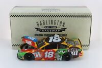 KYLE BUSCH #18 2020 M&M'S DARLINGTON 1/24 SCALE NEW IN STOCK FREE SHIPPING