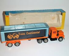 CORGI MAJOR  CORGIMAYOR  1100  MACK TRUCK und TRAILER inkl originalkarton