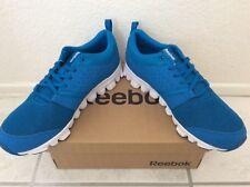 Reebok Men's Hexaffect Sport Shoes Sneakers Blue AR0346 - Size US11