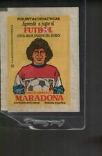 16 DIEGO  MARADONA  trading CARDS / STICKERS  footballers