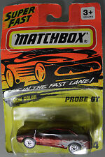 Matchbox 1:64 Scale 1994 PROBE GT (RED)