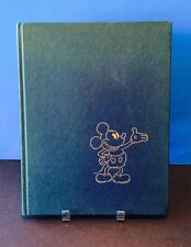 """Book, """"The Art Of Walt Disney"""" by Christopher Finch"""