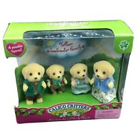 Calico Critters Sylvanian Families Yellow Golden Labrador Barker Family Flair