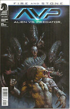 Aliens Vs. Predator  Fire & Stone #1  Regular  Cover
