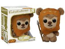 "Star Wars FUNKO FABRICATIONS WICKET THE EWOK 7"" plush soft toy figure, CUTE! pop"