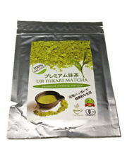 Premium Organic Japanese Green Tea Fine Matcha Powder 80g UK FREE SHIPPING