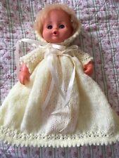 """teeny weeny tiny tears doll Palitoy 1980s 9"""" vintage"""
