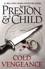 Agent Pendergast Ser.: Cold Vengeance by Lincoln Child and Douglas Preston (2011, Hardcover / Hardcover)