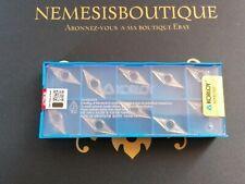 Plaquettes Carbure VCGT 160402 ALU 10 plaquettes tournage mécanique neuves