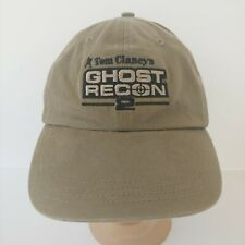 Tom Clancy's Ghost Recon 2 Hat Strapback Green Cap