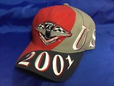 FORMULA 1 F1 United States Grand Prix Indianapolis 2001 OFFICIAL Event Logo Hat