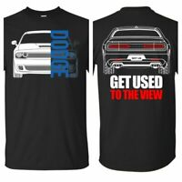 Dodge Challenger Hellcat SRT Double Sided T-Shirt
