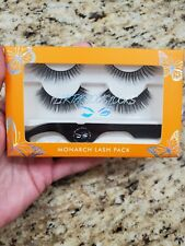 New listing Flirtacious Looks Cosmetics Monarch Eye Lashes Pack *New* Msrp $38