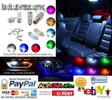 Mazda 2 2013+ bright White LED Interior Light globe bulb upgrade Kit