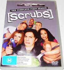 SCRUBS :The Complete First Season--- (DVD 4 Disc Set)