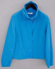 Women Calvin Klein Jacket Casual Blue Breathable Waterproof L UK14 ZNA651