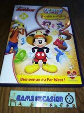 LA MAISON DE MICKEY THE RODEO A DIGITS DISNEY JUNIOR NUM 14 DVD VF VO