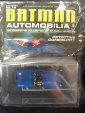 """Batman Automobilia Colección #19 """"detective COMICS #371"""" (EAGLEMOSS)"""