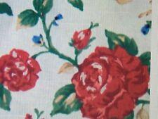 Longaberger Housekeeper Basket Liner - Heirloom Floral