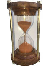 5.5 inch long Sand timer Hourglass Sand glass sand Clock home Decor Gift