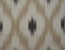 OSBORNE AND LITTLE Ionia outdoor/indoor black/tan new remnant