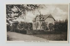 30044 AK Bärenfels Erzgebirge Fremdenheim Haus IDA Besitzer H. Liebschner 1937