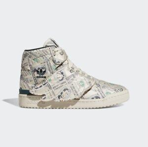 Adidas Jeremy Scott Forum Wings 1.0 Money Shoes Q46154 - SIZE (5-13)