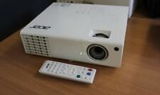 Acer H6510BD 3D Home Theater DLP Projector w Remote- 2 x HDMI -Nice-Works Great-