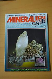 MineralienWelt 2002/3