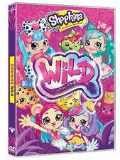Shopkins: Wild Style (Includes Sticker Sheet) [DVD]