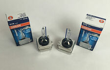 2 x OSRAM cool blue intense Xenarc 66140cbi 35w p32d-2 Xenon d1s made in Germany