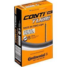 Continental Race 28 Road Bike Inner Tube 700c x 20-25 Presta 80mm Long Valve