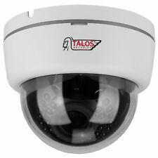 Talos Security D1080PSV HD-SDI 2.8~12mm Lens Indoor IR Dome Camera 1080P 12 VDC