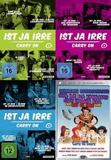 13 Filme IST JA IRRE Collection - CARRY ON BOX 1 2 3 + Bonus DVD Limited Edition