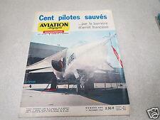 AVIATION MAGAZINE N° 408 1964 Univers Mars King Air Grummann F-111 A *