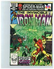 IRON MAN # 153 - DECEMBER 1981 - BRONZE BARGAIN BOX - FREE SHIPPING