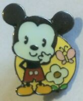 Mickey Mouse Cutie HKDL hong Kong Disneyland Butterfly  disney pin  W