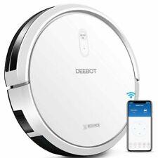 Ecovacs Deebot N79T Robotic Vacuum Cleaner - White
