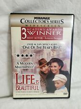 Like New, Dvd - Life Is Beautiful Collectors Edition (1999)