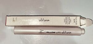 IT COSMETICS PILLOW LIPS SOLID SERUM 5-IN-1 TINTED GLOSS MARVELOUS 0.07 OZ NEW!!