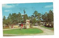 Breezewood Park, Inc. Routes 17-92 Orange City FL Volusia County Postcard 011314