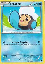 Tritonde - N&B:Glaciation Plasma - 24/116 - Carte Pokemon Neuve Française