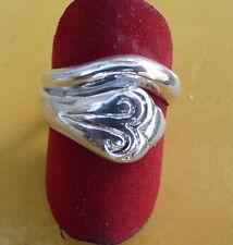 ANELLO TESTA di COBRA AG 925  RING Sterling Silver