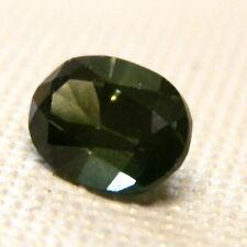 Australian natural green sapphire...0.64 Carat