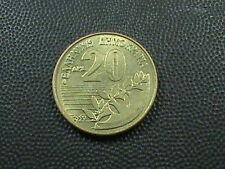 GREECE 20 Drachmes 1990 , maximum in USA