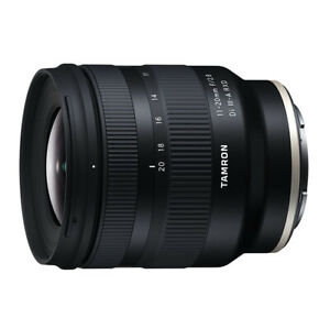 Tamron 11-20mm F2.8 Di III-A RXD For Sony E