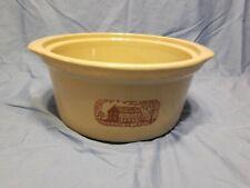 Amana Radarange Western Stoneware Dish - No Lid