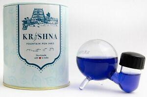 Limited Edition Krishna Paakezah - Rare Bottle - Blue Sheening Ink