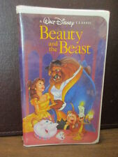 Beauty and the Beast VHS 1992 - Walt Disney Black Diamond Classic Factory Sealed